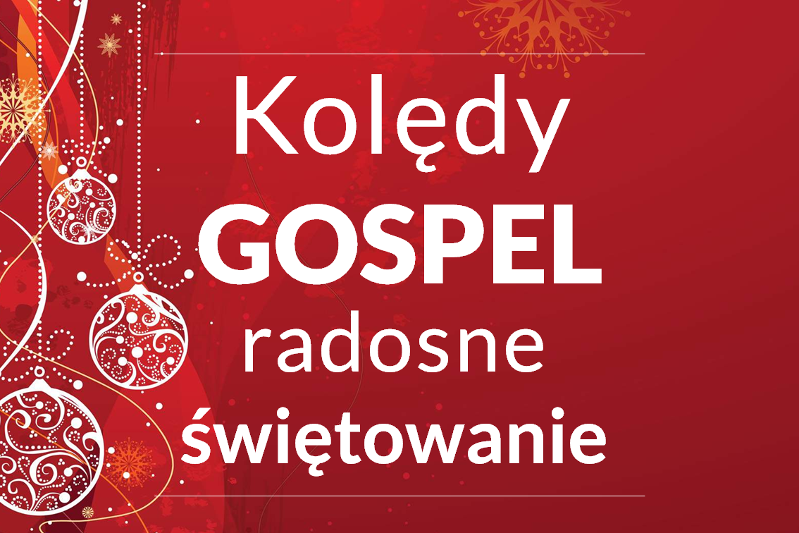 Świąteczna radość w rytmie Gospel